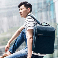 Рюкзак Xiaomi City Backpack 15.6 Тёмный синий