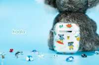 Чехол Kingxbar Adorkable для Apple Airpods Koala