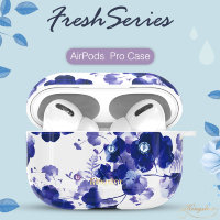 Чехол Kingxbar Fresh для Apple Airpods Pro Orchid