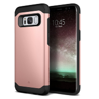 Чехол Caseology Legion для Galaxy S8 Plus Rose Gold